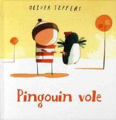 Pingouin vole par Oliver Jeffers
