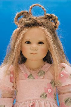 I think this was the maker of the most extraordinary dolls Ive ever seen,which I saw at the Carol and Barry Kaye museum in LA?? 2006 Himstedt dolls