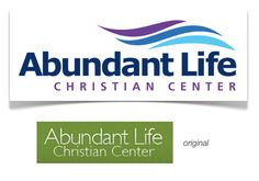 Abundant Life Christian Center - before and after Abundant Life, Abundance, Logo Design, Personal Care, Christian, Self Care, Personal Hygiene, Christians
