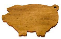 J.K. Adams 14-Inch-by-9-Inch Maple Wood Cutting Board, Pig-Shaped J.K. Adams http://www.amazon.com/dp/B000KEXTIQ/ref=cm_sw_r_pi_dp_6LHTvb0NPBMRB