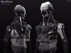 AlfaForma - Robotics, Edon Guraziu on ArtStation at https://www.artstation.com/artwork/mD2Ne