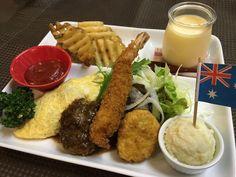 神戸の洋食レストラン山猫軒のこだわりのお料理