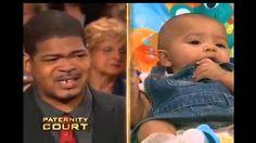 Paternity Court Show April 25, 2016
