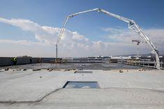 New Vimar Logistics Pole - Atelier(s) Alfonso Femia AF517Atelier(s) Alfonso Femia AF517 Construction Area, Steel Buildings, Master Plan, Castle, Landscape, Architecture, Italy, Arquitetura, Scenery