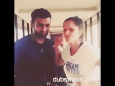 pakistan cricketer and sania mirza fun