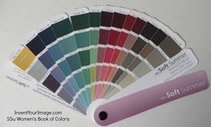 Color Palette Book Refrence soft Summer Book Of Colors Invent Your Image Soft Summer Color Palette, Summer Colours, Rabbit Colors, Seasonal Color Analysis, Image Blog, Summer Books, Cool Undertones, Soft Autumn, Color Of Life