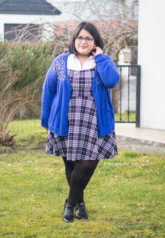 robe patineuse  blog mode ronde letilor