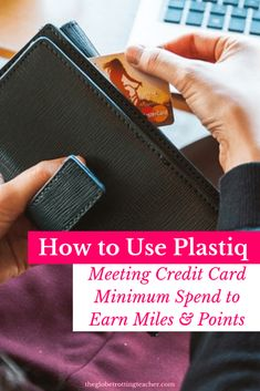 How to Use Plastiq to Meet Credit Card Minimum Spend - The Globetrotting Teacher Before You Fly, Good Citizen, Need To Meet, Travel Rewards, Leaving Home, Dog Travel, Best Vacations, Beach Trip, Being Used