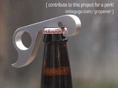 THe Gropener....the most fantastically unfortunately named product. For opening Beers http://youtu.be/2geZbY8dWEo