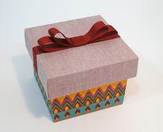 Personal Papers | Caixas em Tecido