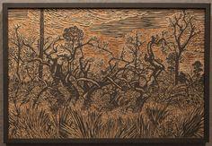 Florida Woodcuts ‹ Mollie Doctrow