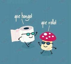 Que hongo - Happy drawings :)