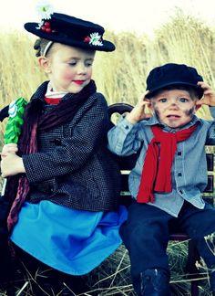 50 Last Minute DIY Halloween Costumes for Kids via Brit + Co.