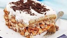 Κερκυραϊκό µυρµηγκάτο της Βασιλικής (τούρτα) από την Αργυρώ!!