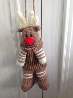 Christmas gift knitting project by Stitcher62   LoveCrochet