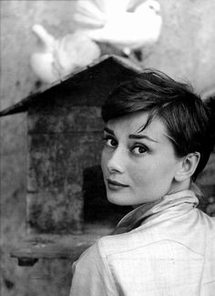 Audrey Hepburn, the absolute personification of a revolutionary young woman who had survived poverty and malnutrition during World War II, and later devoted so much of herself to UNICEF. Ms Hepburn, we will not forget you.