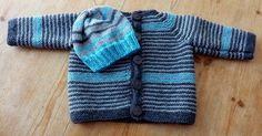 Unter dem folgenden Link findet sich die Anleitung zu der von mir mehrfach gestrickten Babyjacke. Die Anleitung bezieht sich auf eine e...