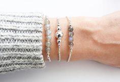 Bar barra orizzontale bracciale braccialetto Amora Store