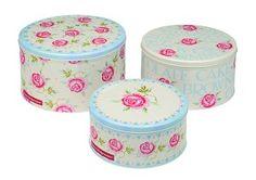 Set 3 Cake Rose & Bee - Emma Bridgewater - by Hedges