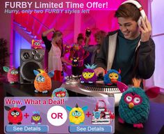 Furby Online | Find the Best Furby Deals!