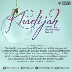 khadijah...