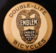 Emblem cycle, Angola, N.Y.  | Collection Galleries