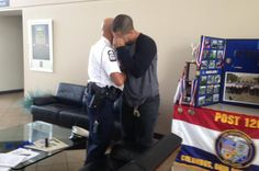 Columbus, Ohio – An emotional reunion took place at the Columbus Police Academy on Friday when a grown man visited the officer who once rescued him as a 5-year-old drowning victim. http://www.lawenforcementtoday.com/a-reunion-that-felt-like-family/