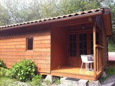 Porche del bungalow Tipo A