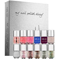 Nails Inc - My Nail Polish Diary | Sephora