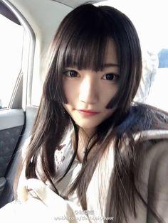 帅嘤嘤 Cute Kawaii Girl, Kawaii Anime Girl, Beautiful Japanese Girl, The Most Beautiful Girl, Cute Asian Girls, Cute Girls, Asian Hair, Japan Girl, Girl Inspiration