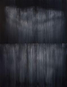 Akihito Takuma, Lines of Flight, op.401, oil on canvas, 2013