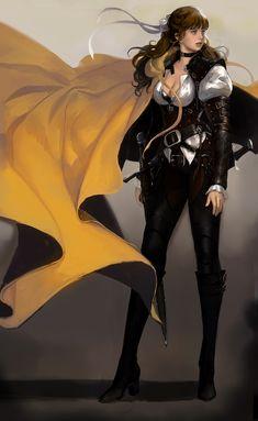 - ART By Ssaki Metel character conceptor High Fantasy, Fantasy Women, Medieval Fantasy, Fantasy Girl, Fantasy Images, Character Concept, Character Art, Concept Art, Character Design