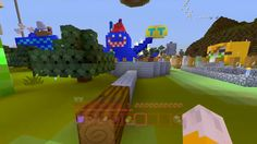 Stampylonghead-Minecraft Xbox- Quest For A Water Gun 166