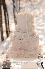 blush wedding cake - Google Search