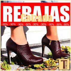 ¡Descubre las mejores REBAJAS en Calzado!  Llévatelos con un 30% de descuento. #tororegalos #rebajas #descuentos #calzado