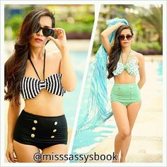 cutest swimsuits!... Can I please have these?