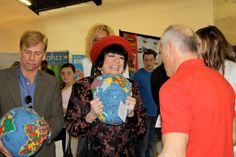 Jo Anne Worley, Huggaplanet Celebrity love for the whole world!