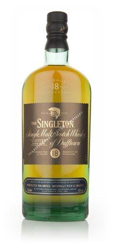 Singleton of Dufftown 18. Tasted on a whisky festival.