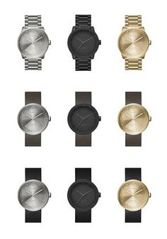 Which Piet Hein Eek tube watch is your favorite?
