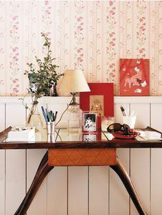 At Home With Carolina Herrera Báez — Catalina Creative