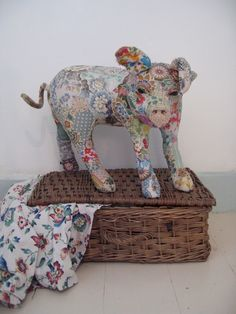 Olive Bryony Rose Textile Menagerie www.prettyscruffy.com https://www.facebook.com/BryonyRoseTextileMenagerie