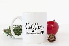 Coffee Mug  Funny Coffee Mug  Personalised  Coffee Lovers