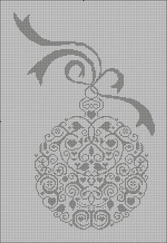 Little birds & more ornament cross stitch point de croix Cross Stitch Christmas Ornaments, Xmas Cross Stitch, Christmas Embroidery, Christmas Cross, Cross Stitch Charts, Cross Stitch Designs, Cross Stitching, Cross Stitch Embroidery, Embroidery Patterns