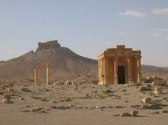 Image result for temple of baalshamin