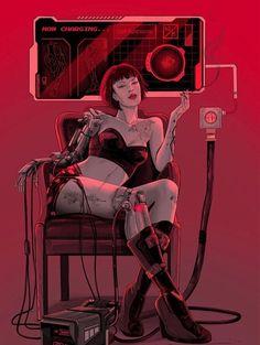 Cyberpunk 2077, Cyberpunk Girl, Arte Cyberpunk, Cyberpunk Character, Cyberpunk Fashion, Cyberpunk Tattoo, Outsider Art, Dark Fantasy, Fantasy Art