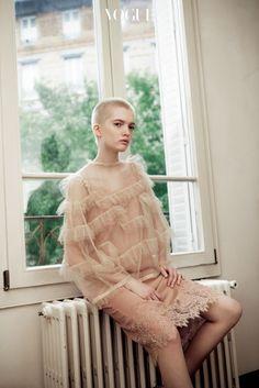 Ruth Bell, Vogue