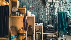 Your Local Guide To Style and Fashion in Zurich: STORES & GOODS presents Cabinet// Kreis 5, Viadukt