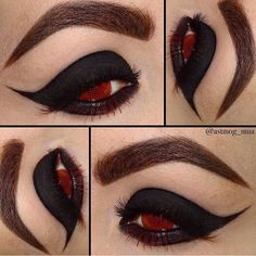 Amazing work #red #vampy
