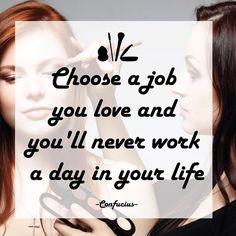 Makeup Artist Quote | Confucius #MUA