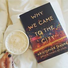 For the lazy Sunday mornings. #WhyWeCameToTheCity